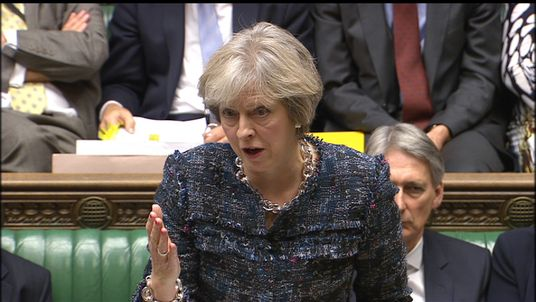 Theresa May admitted knowing about rumours regarding the abuse inquiry