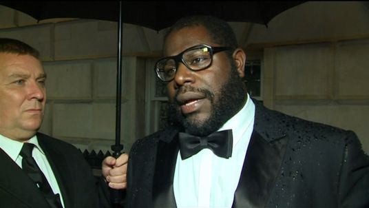 British director Steve McQueen is the first black man to receive the BFI's highest honor