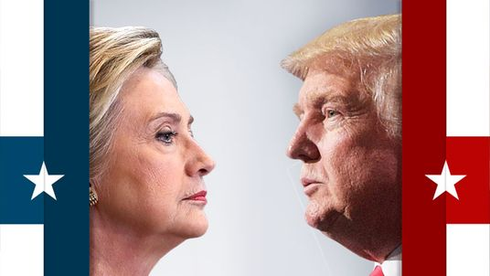 US Election:  polling and battlegrounds
