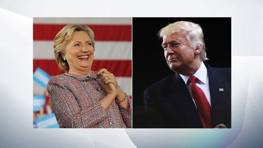 New national poll shows Trump with single-point lead over Clinton