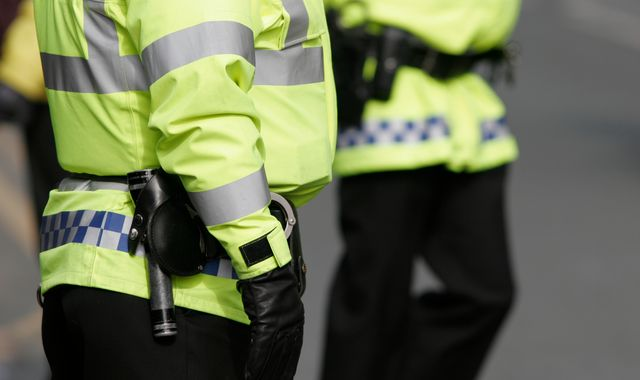 Racial bias in police stop and search increases