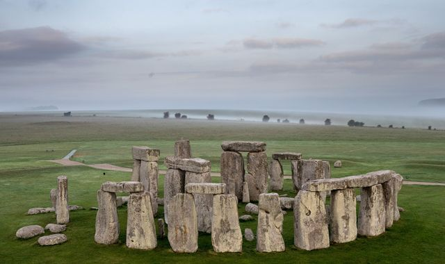 Stonehenge tooth is evidence of 'earliest known dog walk'