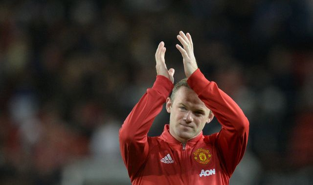 Ex-serviceman admits trying to burgle Wayne Rooney's house