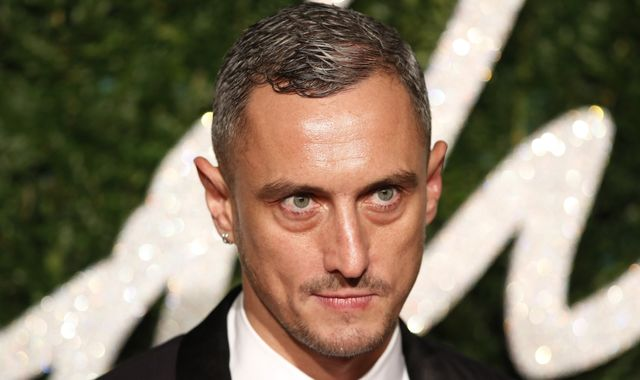 Fashion designer Richard Nicoll found dead in Sydney at 39