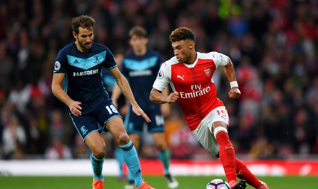 Gunners get away with draw against Boro
