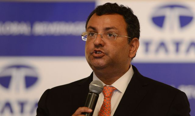 Tata empire strikes back at criticism from sacked chairman Mistry