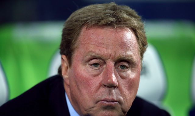 Harry Redknapp claims his players bet on outcome of match