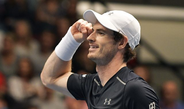 Murray gets closer to No. 1 ranking