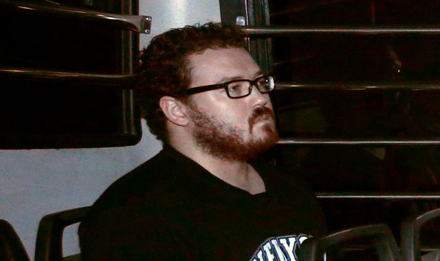 British banker Rurik Jutting's 'torture' video shown in Hong Kong murder trial