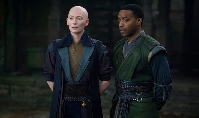 Doctor Strange writer shrugs off allegations of 'whitewashing'