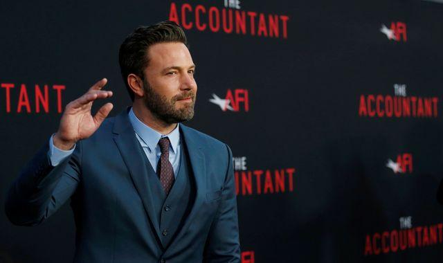 Affleck brings autistic action hero to cinemas