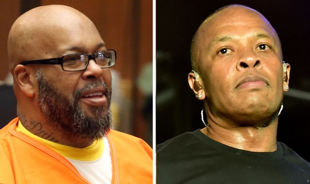 Suge Knight claims Dr Dre hired hitmen to kill him