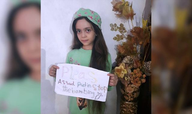 Where is Bana? Twitter account of Aleppo girl goes dark
