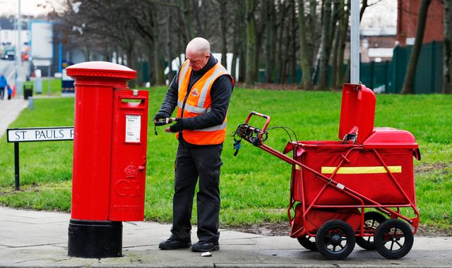Royal Mail endures post-Brexit vote drop in junk mail volumes