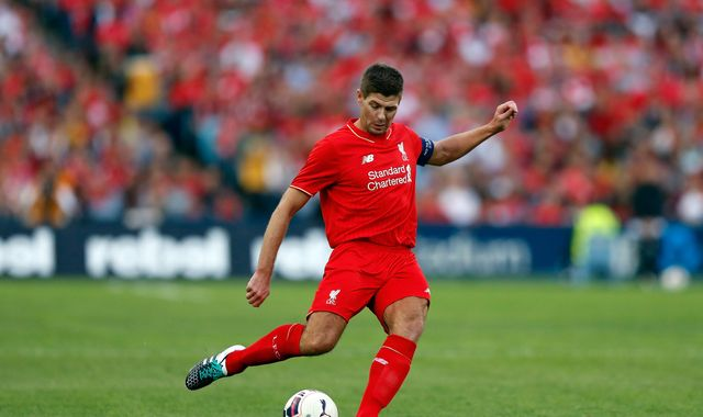 Klopp: Gerrard  'always welcome' at Liverpool