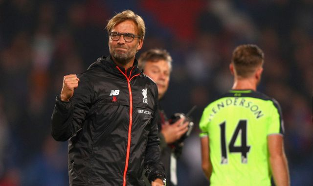 Klopp - Liverpool boss says 'Sorry for this boring performance'