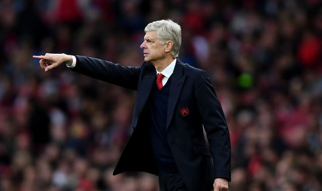 Wenger fears for safe standing after trouble