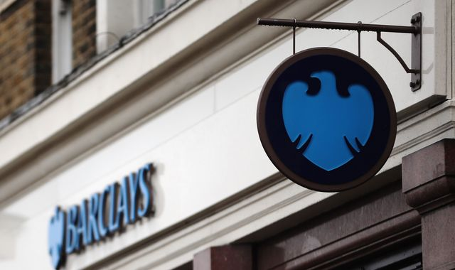 Barclays sees annual profits nearly treble to £3.2bn