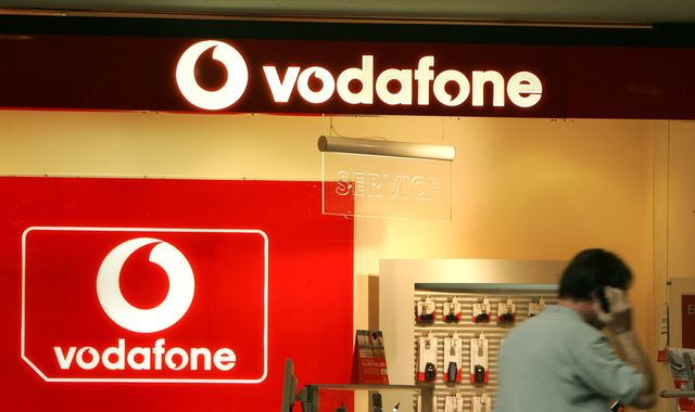 Vodafone fined £4.6m over customer complaints