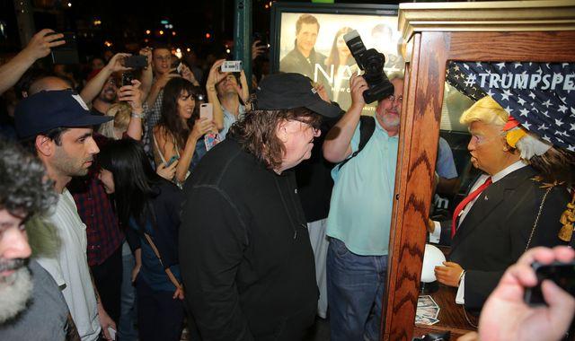 Michael Moore releases surprise Donald Trump documentary