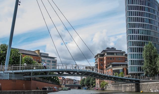 Bristol top of the league for property sales - study