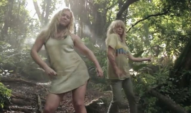 Comedian Amy Schumer accused of racism over Beyonce parody