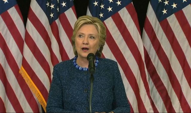Hillary Clinton 'confident' over new FBI emails probe