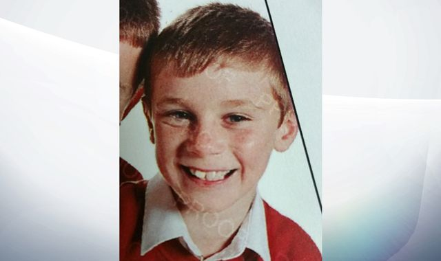 Boy, 9,  goes missing after returning to school for lunchbox