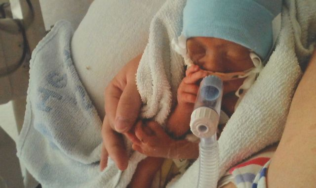 Mum of premature babies campaigning for maternity law change
