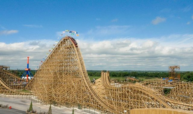 Nine hurt as stairs collapse at 'House of Horrors' in Ireland's Tayto Park