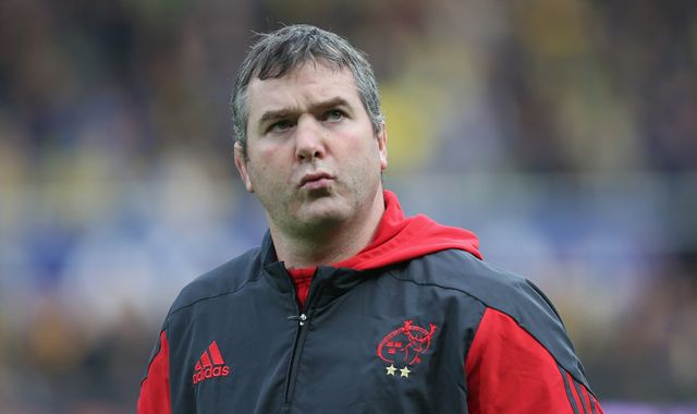 Family and friends mourn Irish rugby star Anthony Foley