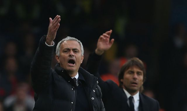 Mourinho rues 'incredible' defensive mistakes
