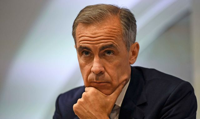 BoE governor Mark Carney makes globalisation warning
