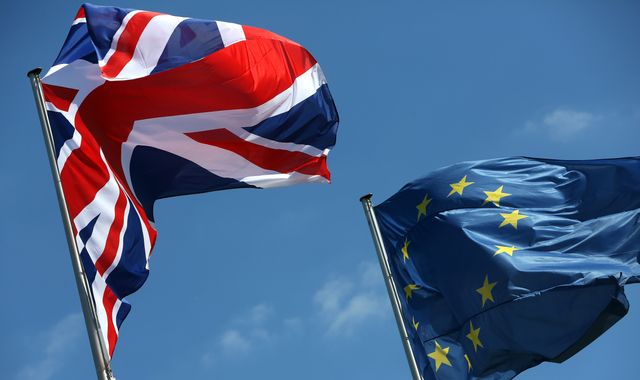 EU won't comment on Brexit court ruling
