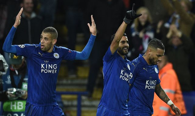 Leicester continue their perfect start
