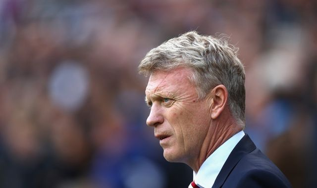 Moyes hit with FA charge after sending-off