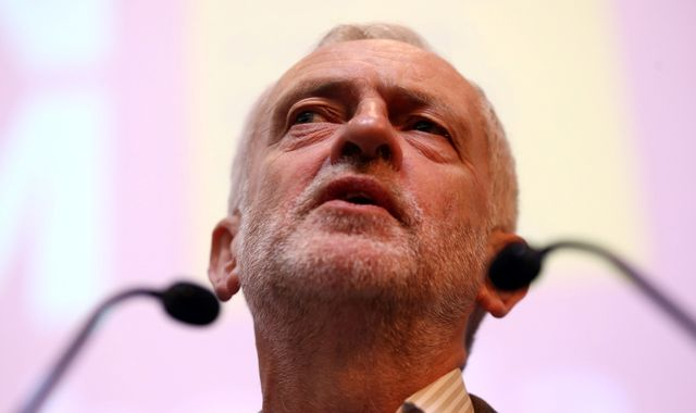 Corbyn pledges to create LGBT history month for new curriculum