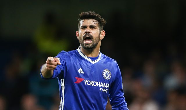 Diego Costa dropped by Chelsea after £30m a year offer from China