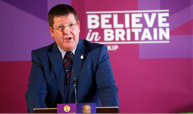 UKIP MEP Mike Hookem hits back over Woolfe fight claims