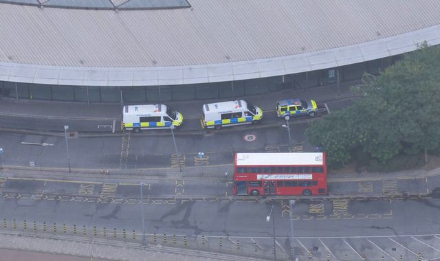 Teen held on terror charges over North Greenwich Tube device