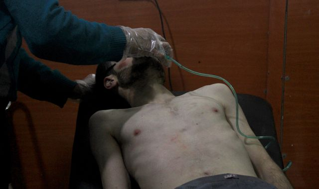Syrian army responsible for third chlorine gas attack, says UN inquiry