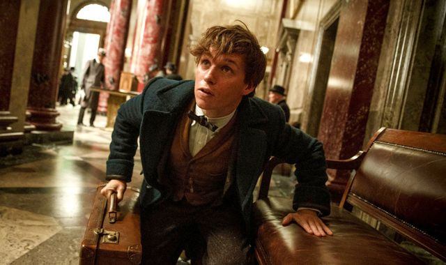 JK Rowling announces 'Fantastic Beasts' franchise to be 5 films
