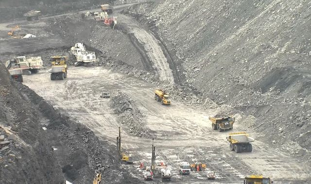Decision on new open cast mine 'could spell end of coal in UK'