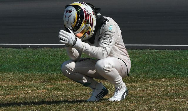 Mercedes refute suggestions of sabotage and feel for frustrated Lewis Hamilton