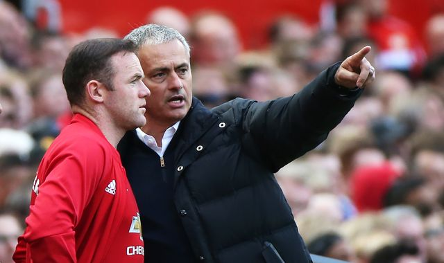 I will never sell Rooney, says Mourinho