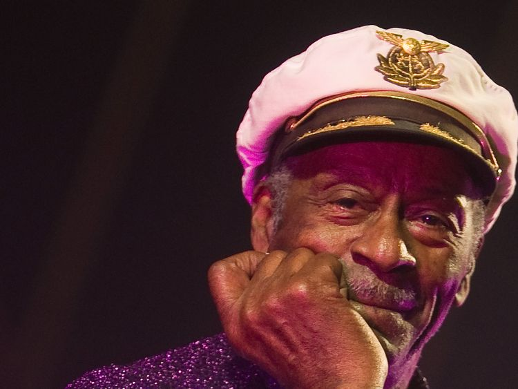 Chuck Berry received a Grammy Lifetime Achievement Award in 1984