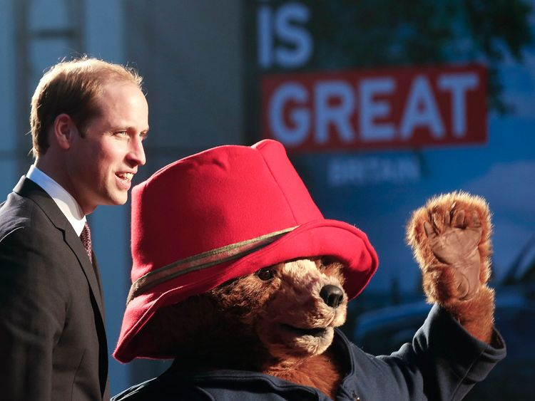 Paddington books have sold 35 million copies worldwide