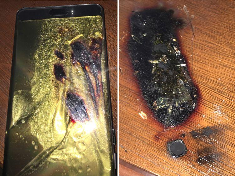 <b>Samsung</b> profits up despite Note 7 fire issues