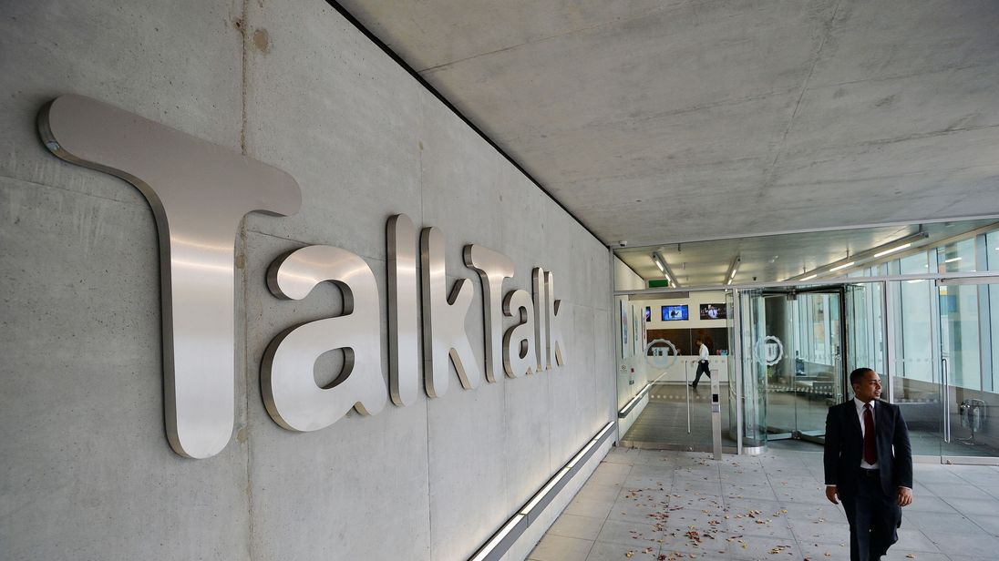 Shut up TalkTalk, you've just been fined £100000 for breaching personal details