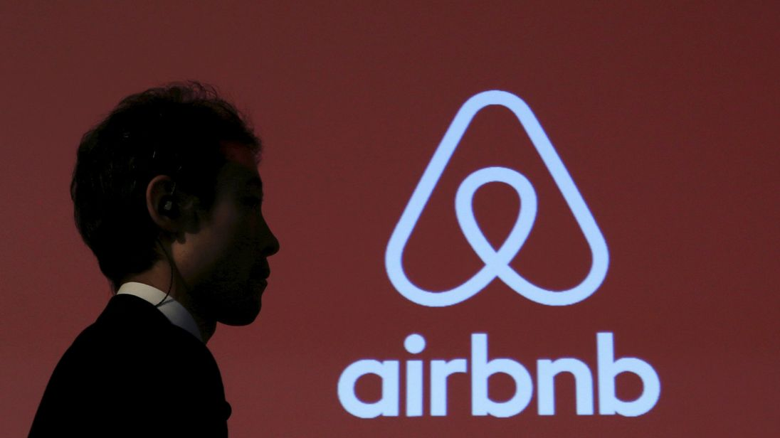 Airbnb has recently seen massive growth in the UK